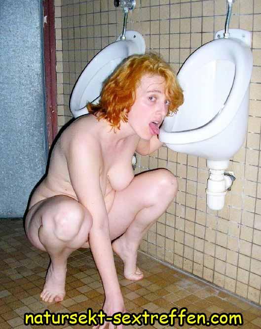 Bin benutzbar und wäre gerne deine menschliche Toilette