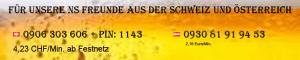 Natursekt Telefonsex Schweiz Österreich