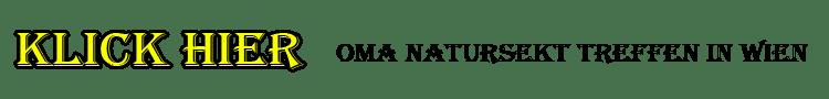 Oma Natursekt Treffen in Wien